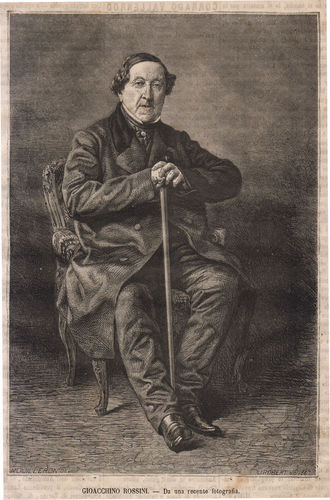 Rossini Gioacchino, 1867
