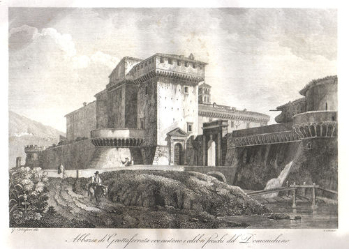 Grottaferrata, 1850