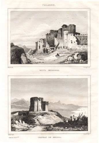 Rocca Imperiale, Melissa, 1834