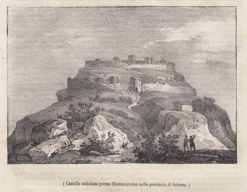 Montecorvino, Salerno, 1836