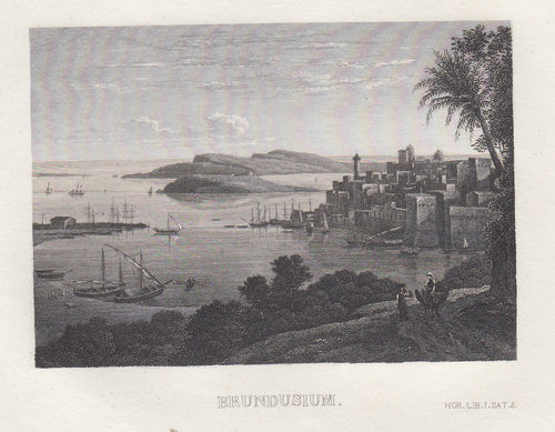 Brindisi, C. Frommel, 1829