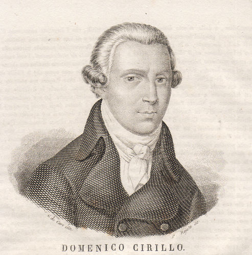 Domenico Cirillo, 1839