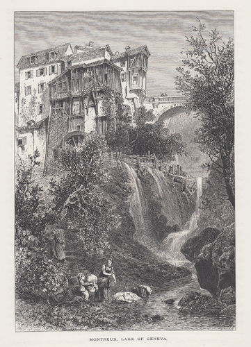 Ginevra, Montreux, 1884