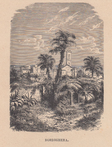 Bordighera, Imperia, 1875
