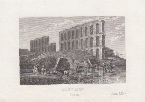 Cartagine, C.Frommel, 1829