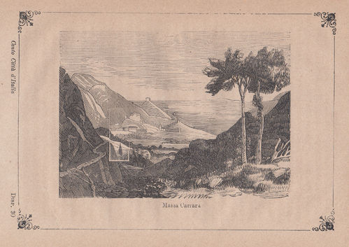 Massa Carrara, 1871