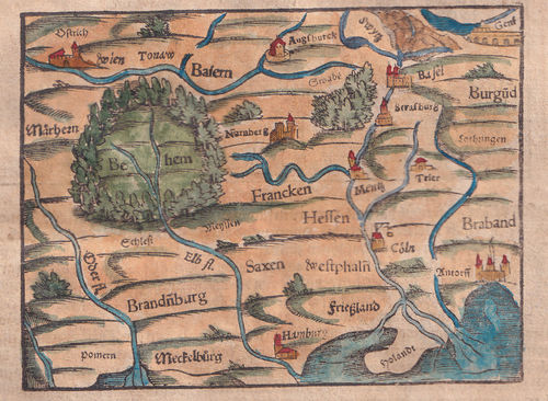 Germania, S.Munster, 1614