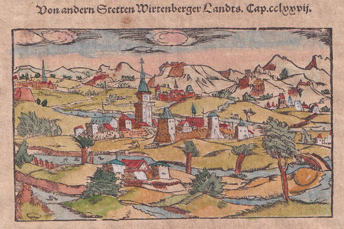 Wittenberger, S.Munster, 1614