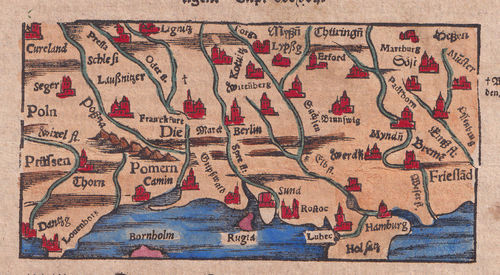 Germania Nord, S.Munster, 1614
