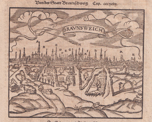 Brunswick, S.Munster, 1614